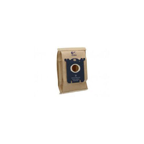 Sacs papier (x5) S-bag E200 Classic Aspirateur