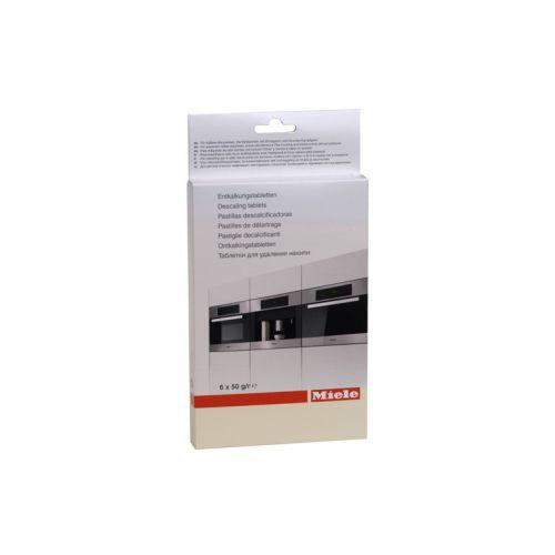 Tablettes (x6) anti-calcaire Four/Cafetière Miele