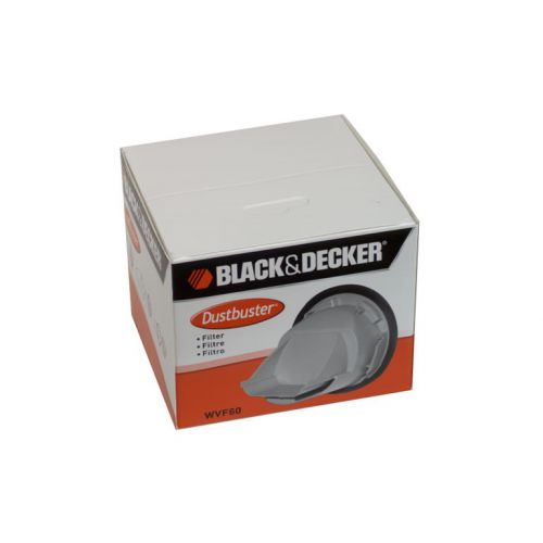 Filtre Aspirateur de table Black & Decker (WVF60)