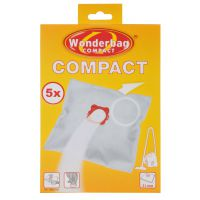 Sacs Aspirateur (x5) Wonderbag Compact (WB305120)