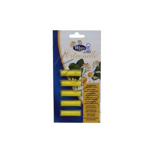 Désodorisant (x5) Citronelle Aspirateur Whirlpool (481981729322)