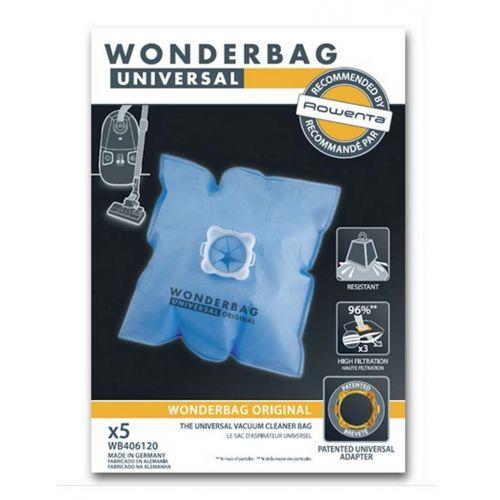 Sacs Wonderbag Classic Aspirateur Rowenta (WB406120)