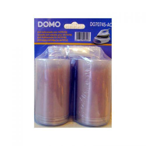 Cassettes (x2) anti-calcaire Générateur vapeur Domo...