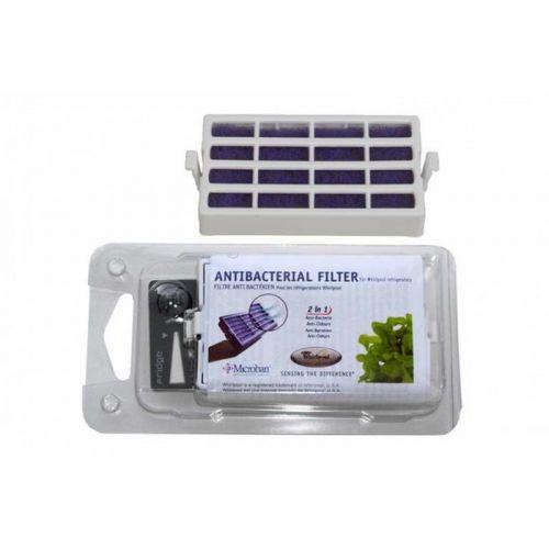 Filtre Anti-bactérien/Anti-odeur Réfrigérateur Whirlpool (481248048172)