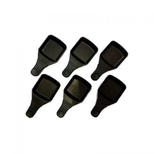 Coupelles/Poêlons carrés (lot de 6) Raclette Tefal (XA400202-6)