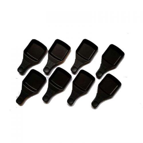 Coupelles/Poêlons carrés (lot de 8) Raclette Tefal...
