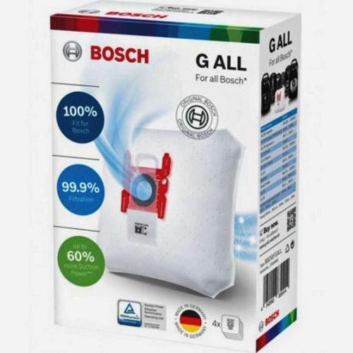 Sacs aspirateur microfibre type G ALL Bosch