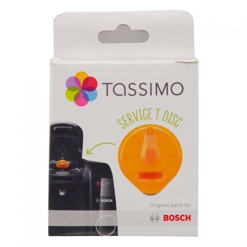 T-Disc de nettoyage T55 Orange Tassimo Expresso Bosch...