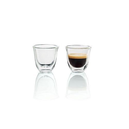 Tasses à espresso isolés à double parois Délonghi (5513214591)