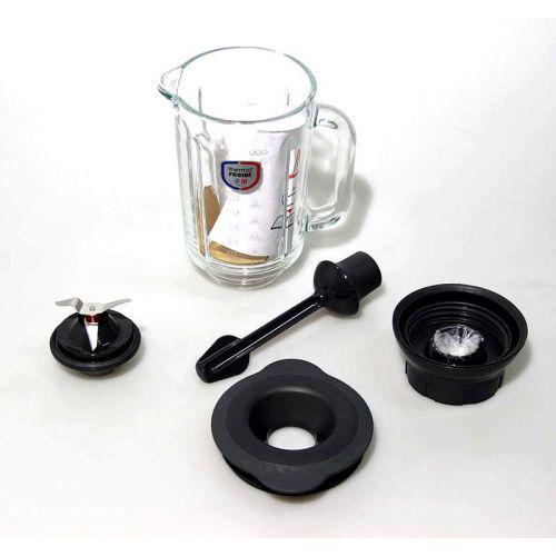Blender verre thermo-résistant KAH358GL Robot Kenwood...