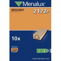 Sacs papier (x10) Aspirateur Moulinex Menalux (B66)