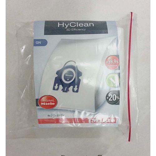Sacs microfibre Type GN Aspirateur Miele emballage...