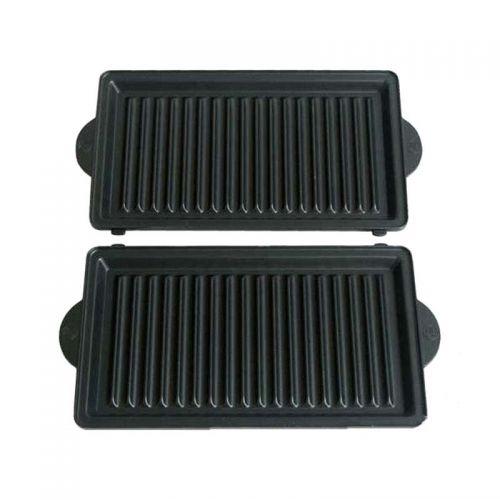 Plaque grill (x2) Gaufrier Moulinex (TS-01014380)