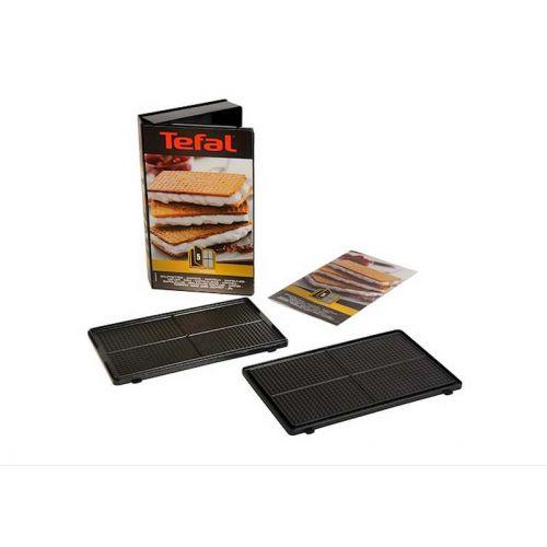 Plaques (x2) Gaufrette Snack Tefal (XA800512)