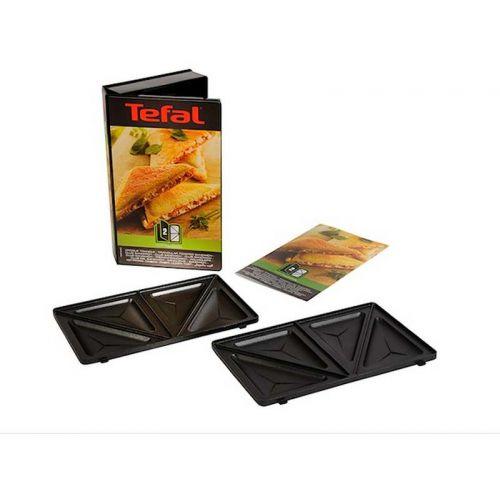 Plaques (x2) Croque-monsieur Snack Tefal