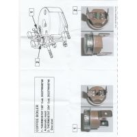 Thermostat 150° ET 204° Expresso Saeco/Philips