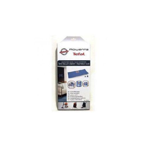 Sacs microfibre (x4)  Vorace/Pro/Wet & Dry Pro Aspirateur Rowenta/Tefaf