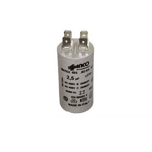 Condensateur 2,5MF Brandt/Thomson/Fagor