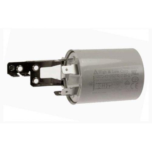Anti-parasite/Condensateur 1MF Lave Linge/Séche Linge  (41038124)