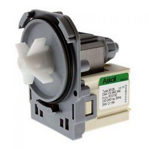 Pompe de vidange M114 25W Lave Linge Electrolux