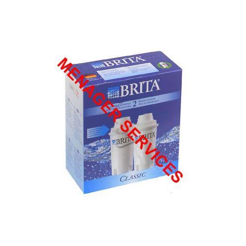Cartouches (x2) Filtre Classic Brita (100272)