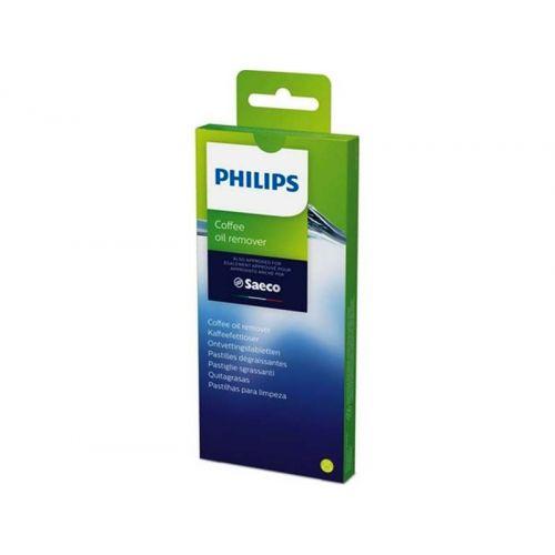 Pastilles dégraissantes (x6) Expresso Philips/Saeco (CA670410)