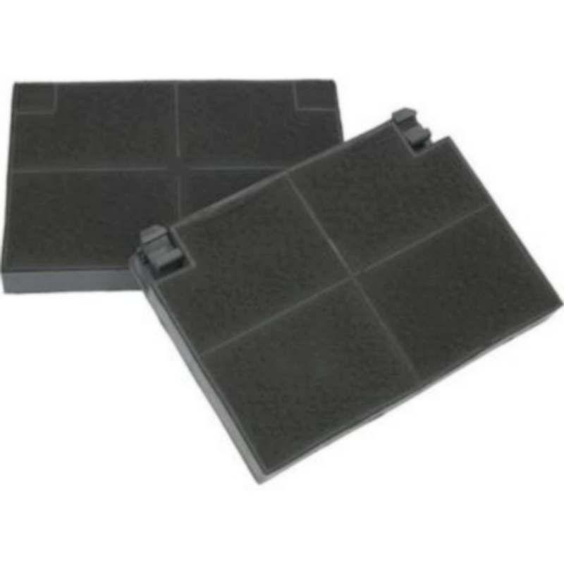 Filtre charbon x2 type eff70 hotte aeg electrolux faber for Hotte de cuisine filtre charbon