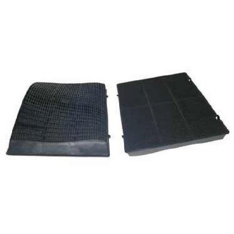 Filtres charbon x2 hotte fagor brandt 72x3404 - Hotte de cuisine avec filtre a charbon ...