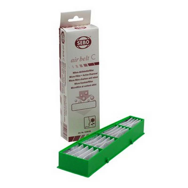 Filtre air belt c aspirateur sebo 6033er for Aspirateur sebo