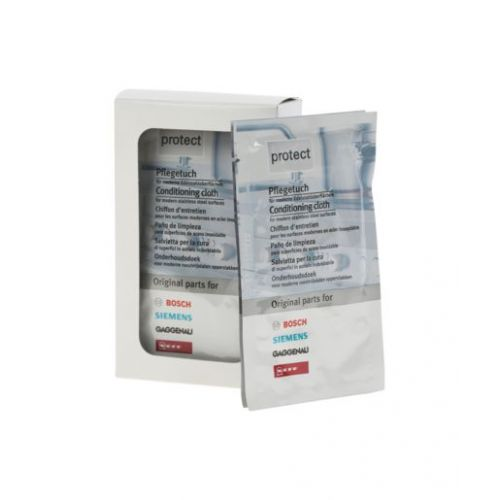 Chiffon de nettoyage Inox imprégné (00311134)