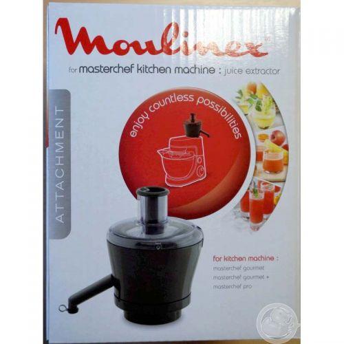 Centrifugeuse Masterchef Gourmet Robot Moulinex (XF630BB1)