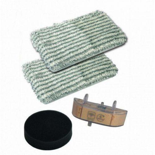 Kit Lingette (x2)+Cartouche+Filtre Net.vap. Clean &...