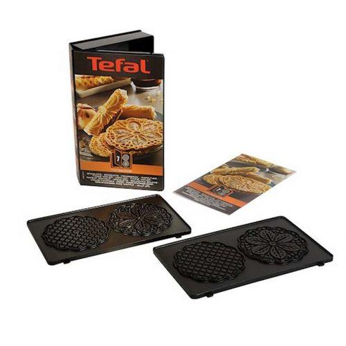 Plaques (x2) Bricelet Snack Tefal