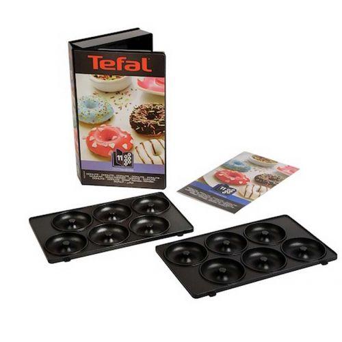 Plaques (x2) Beignet Snack Tefal