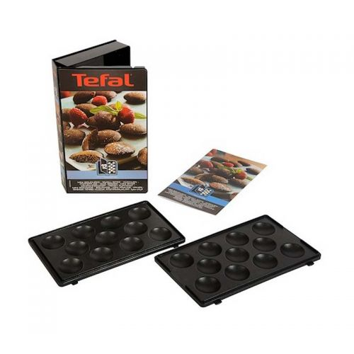 Plaques (x2) Mini bouchée Snack Tefal (XA801212)