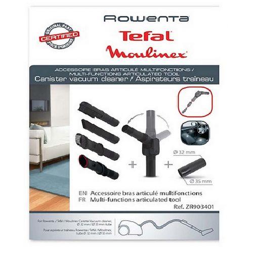 Raccord articulation + suceurs Aspirateur Rowenta (ZR903401)