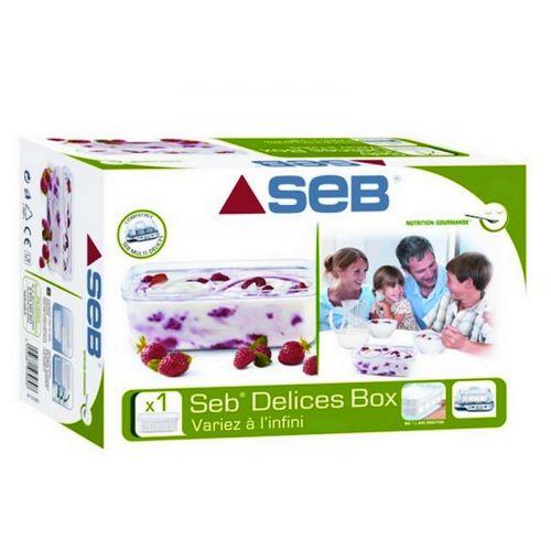 Delices Box Yaourtière Multi Délices Seb