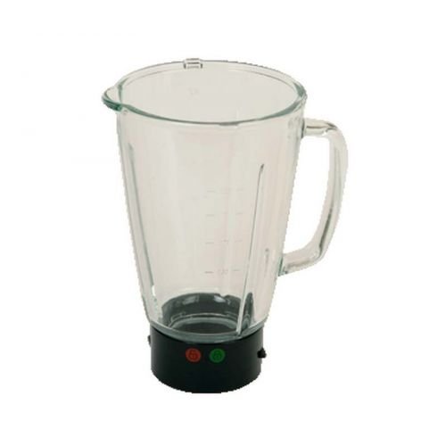 Bol Blender nu + socle Faciclic Moulinex (MS-0A11435)