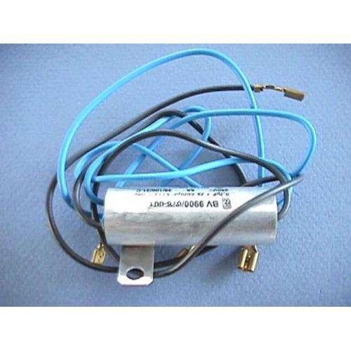 Condensateur antiparasites 0,2MF Universel Aspirateur