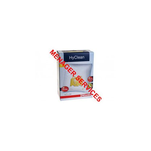 Sacs microfibre Type K/K Aspirateur Miele