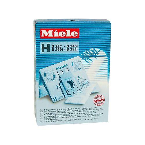 Sacs papier Type H Aspirateur Miele-DEFINITIVEMENT EPUISE-