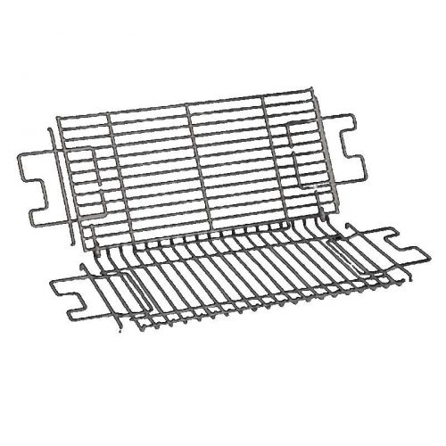 Grille de cuisson (x2) Barbecue Simply Invents (TS-01020880)