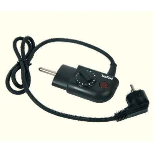 Cordon électrique noir Plancha Ultracompact/Malaga...