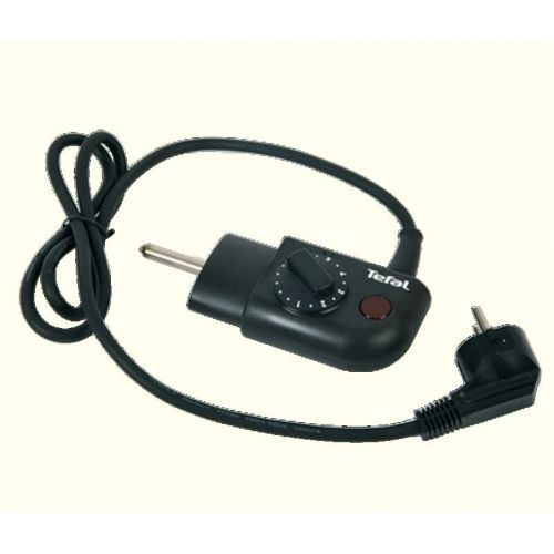 Cordon électrique noir Plancha Ultracompact/Malaga