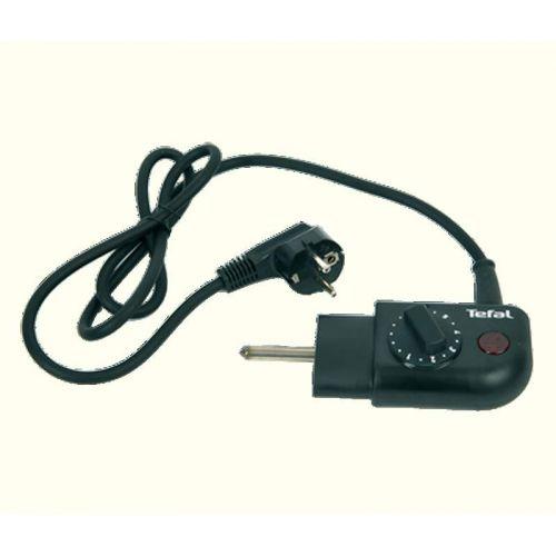 Cordon électrique noir Plancha Colormania (TS-01040811)