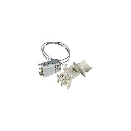 Kit thermostat+support lampe INVENSYS Whirlpool...