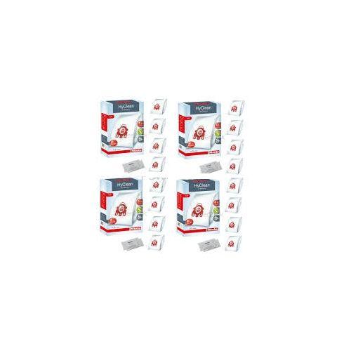 Stock limité ! Sacs microfibre (Pack 16 sacs) Type FJM Aspirateur Miele (9917710-4)