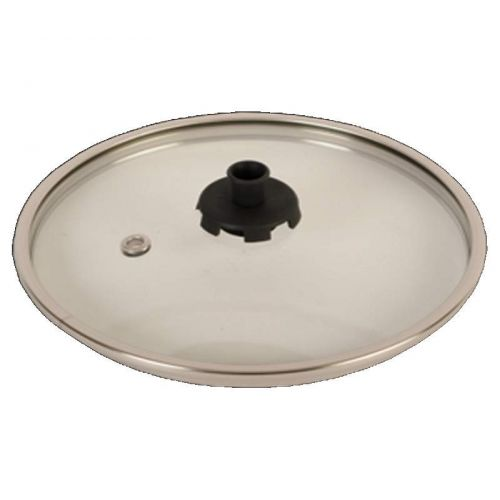 Couvercle en verre Wok Stew For 2 (TS-01040030)