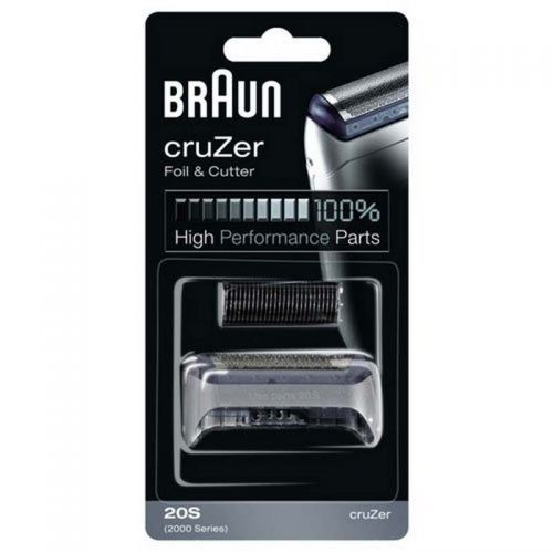 Couteau & Grille 20S Rasoir Braun (81387934)