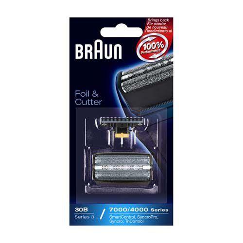 Grille & Couteau 30B Séries 3 / 7000-4000 Rasoir Braun (81387936)